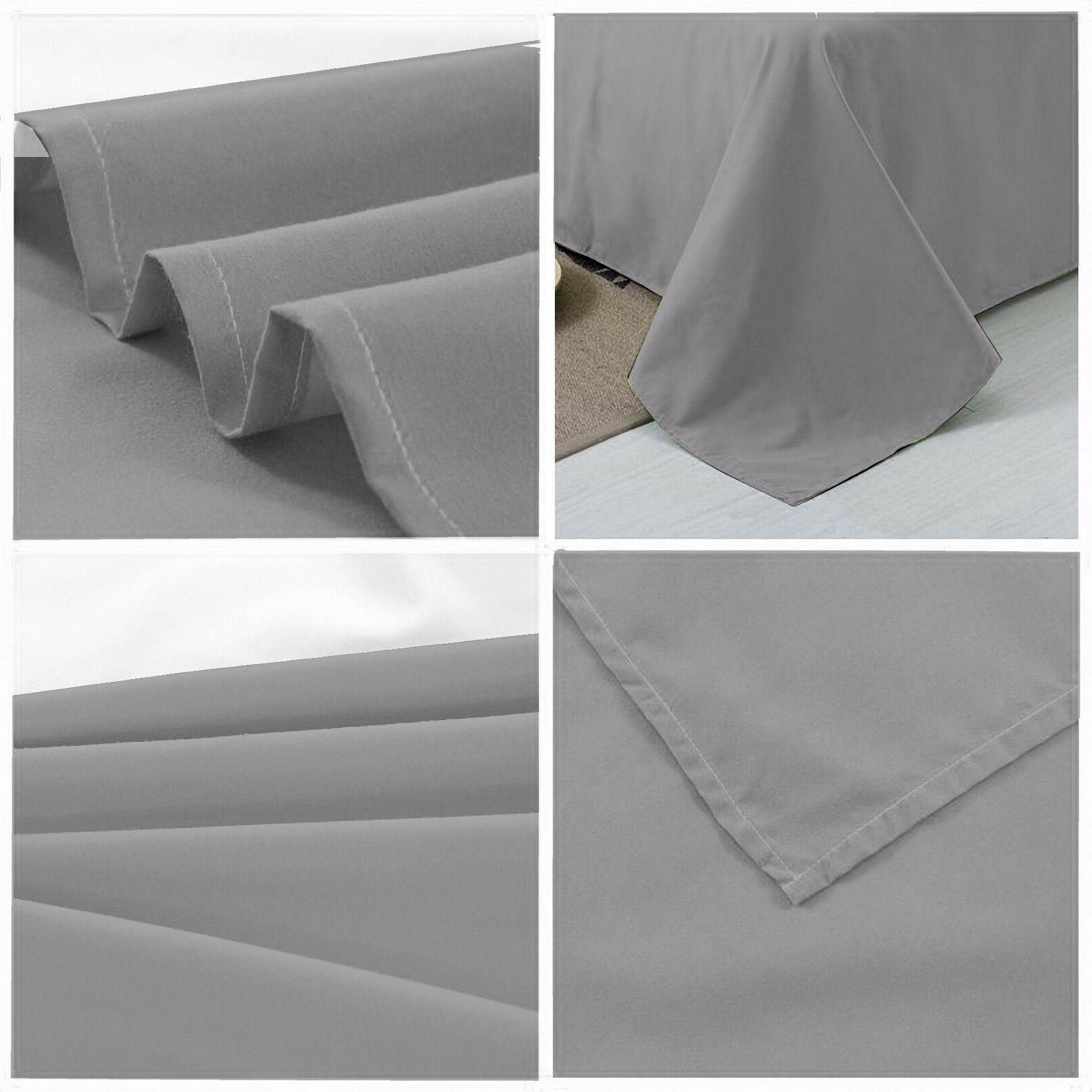 Flat - Extra Soft,Breathable& ,Hotel Quality,