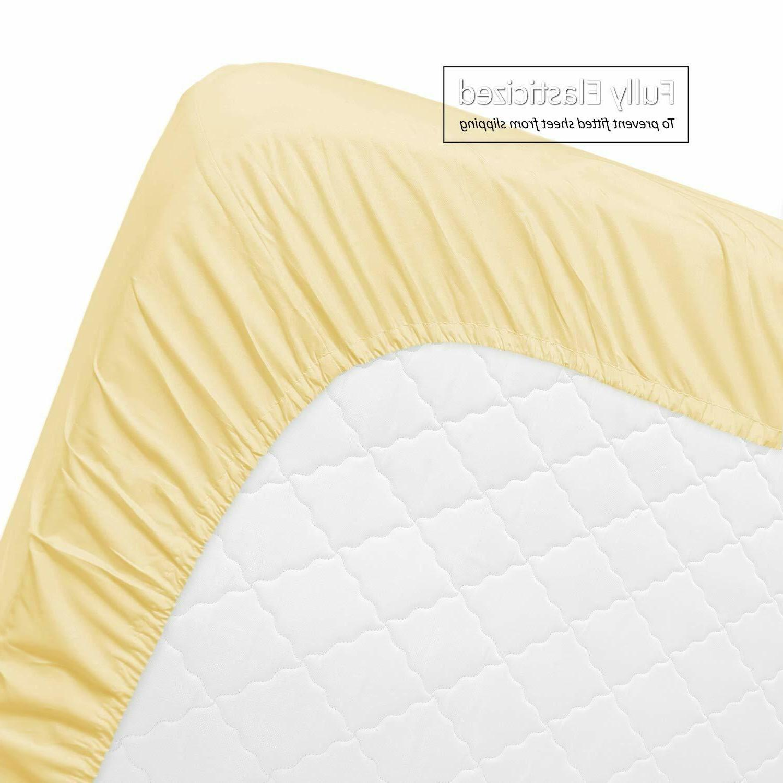 Flex King Set Top Bedding Deep Pocket Fits Sleep#