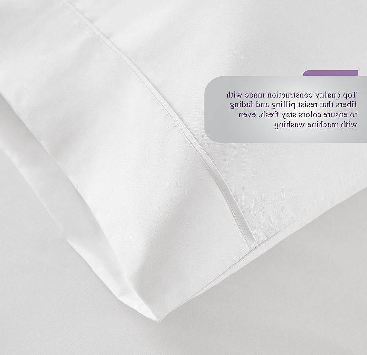 HC Bed Sheets Set, Platinum Collection