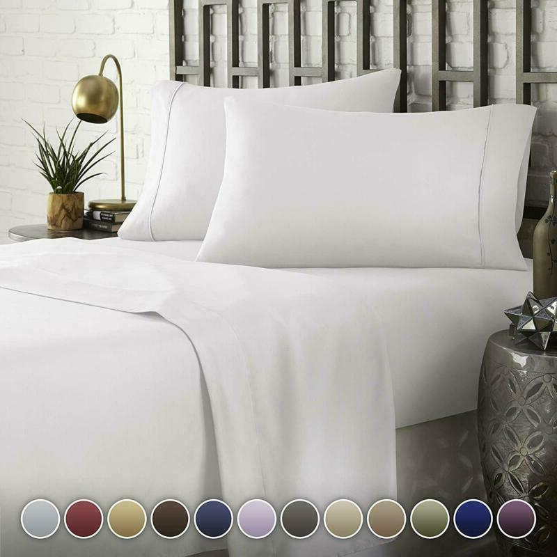 hc collection hotel luxury comfort bed sheets