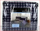 Cuddl Duds Heavy Weight 100% Cotton FLANNEL Sheet Set - Navy
