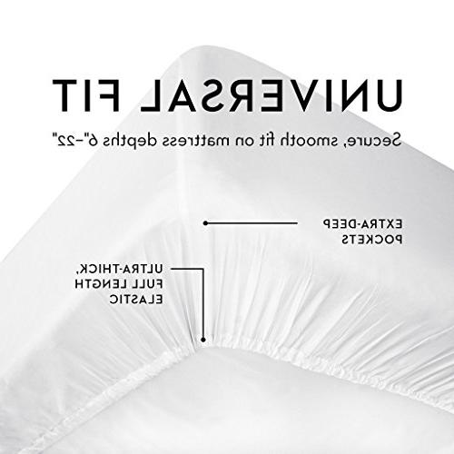 Set 1800 Supreme Bedspread Brushed Fiber Deep Quality Bedding Dark