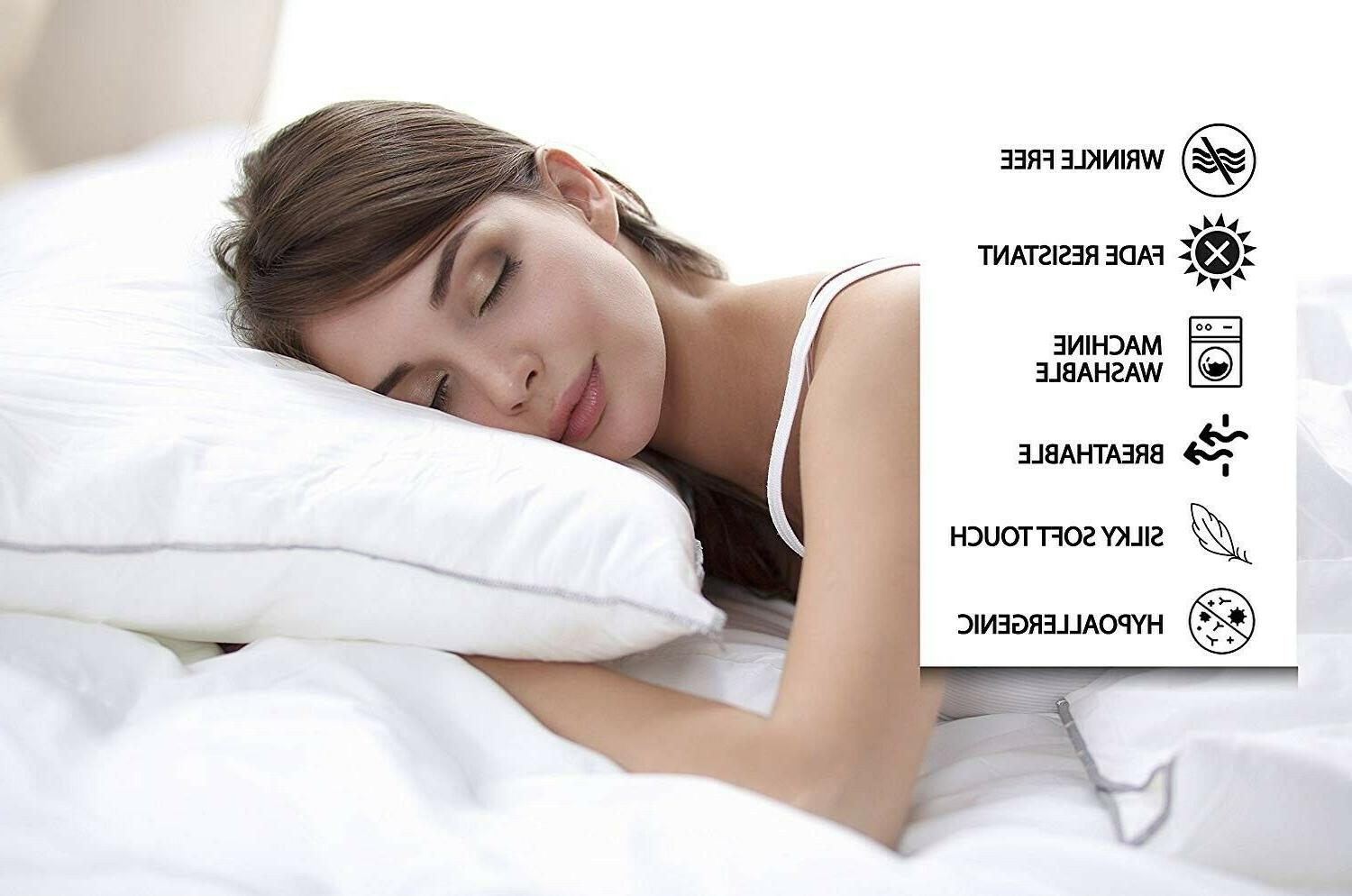 HC Comfort Bed Sheets 1800