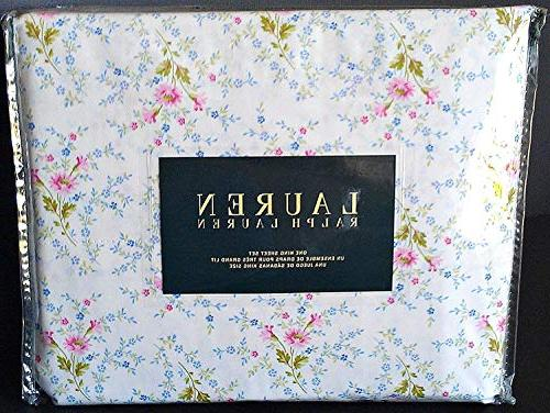 king floral french country sheet