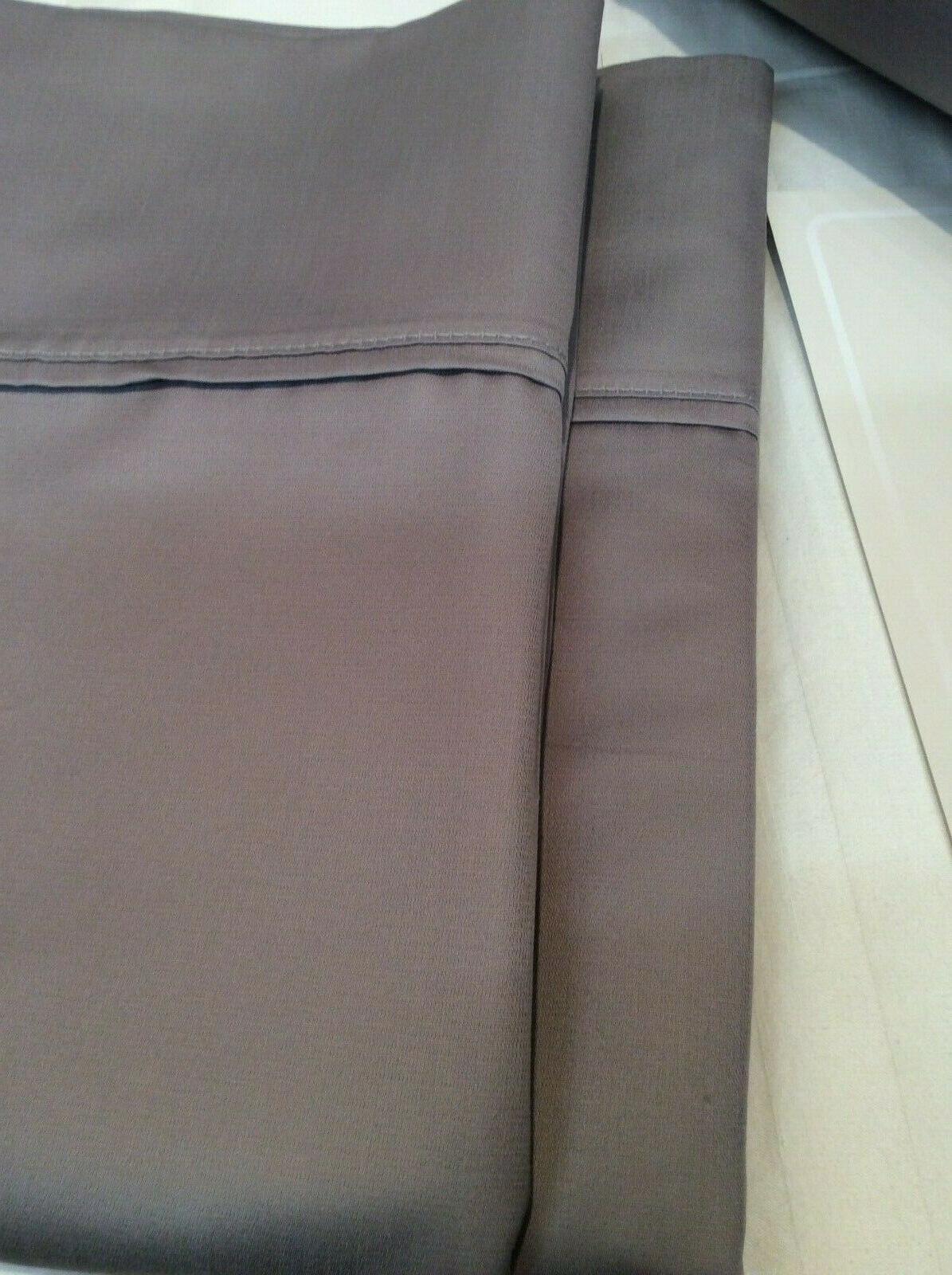 King Sheets Northern Cotton Gray
