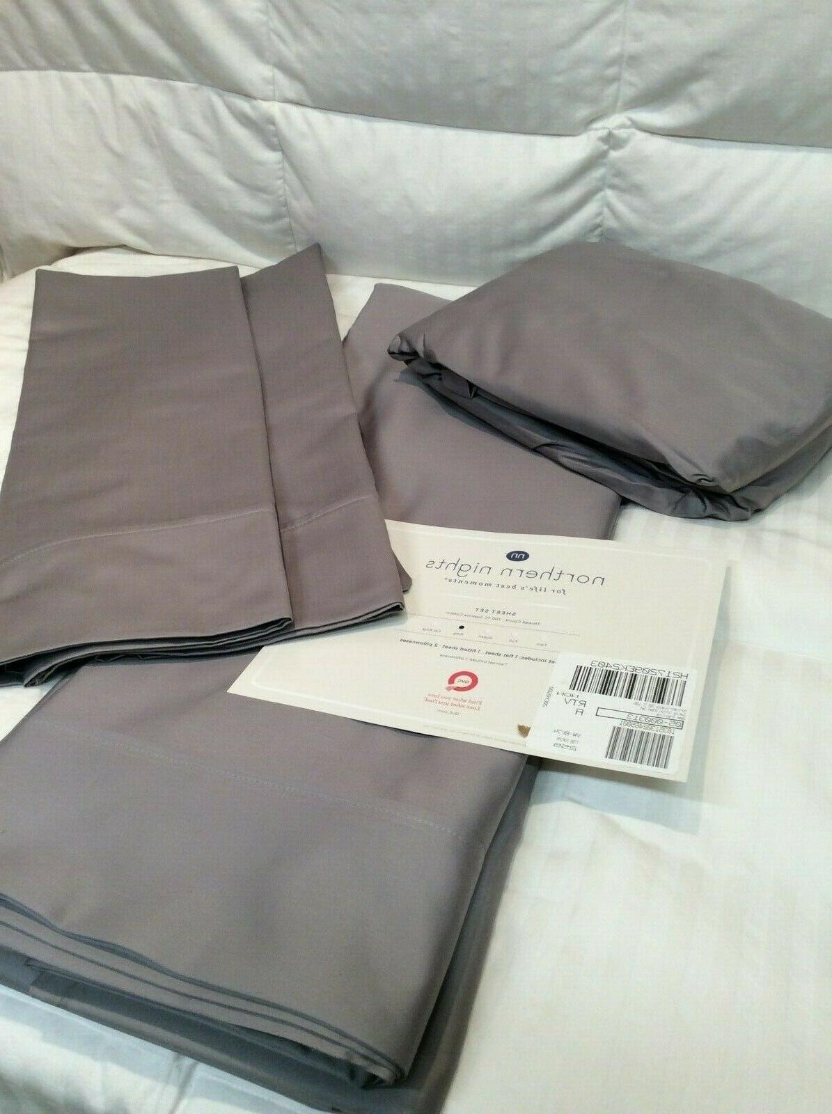 King Sheets Northern Nights 700TC 100% Organic Cotton Sheets