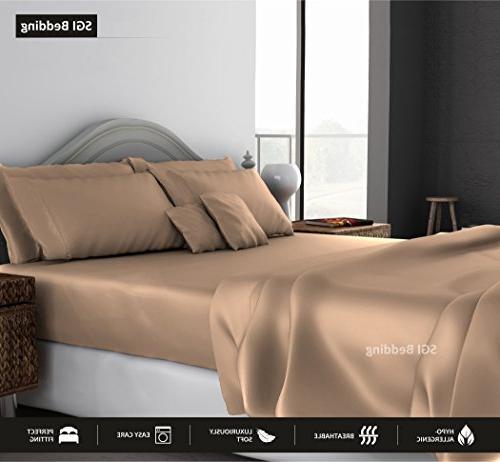 king sheets luxury soft egyptian
