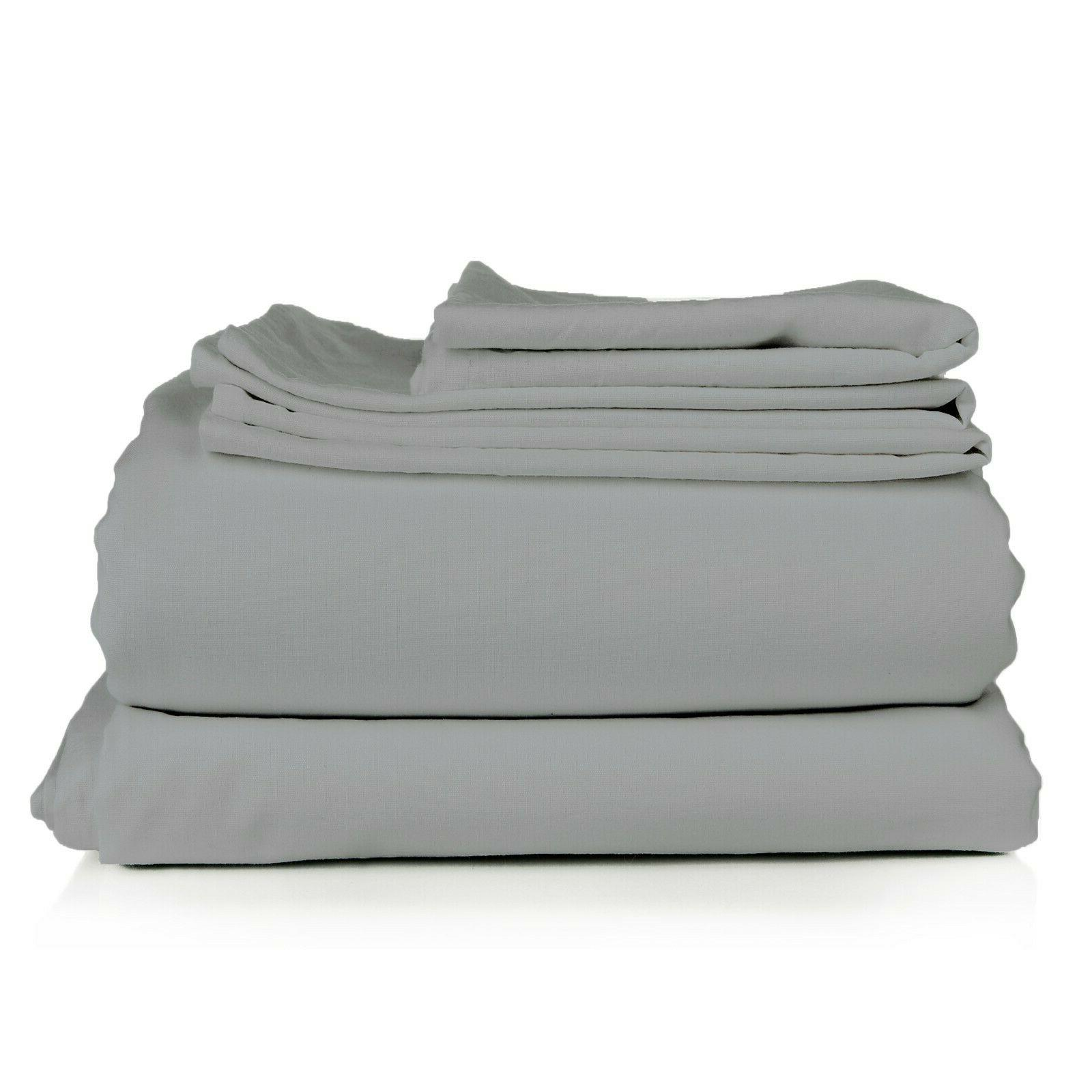 4-Piece - EXTRA DEEP SHEETS