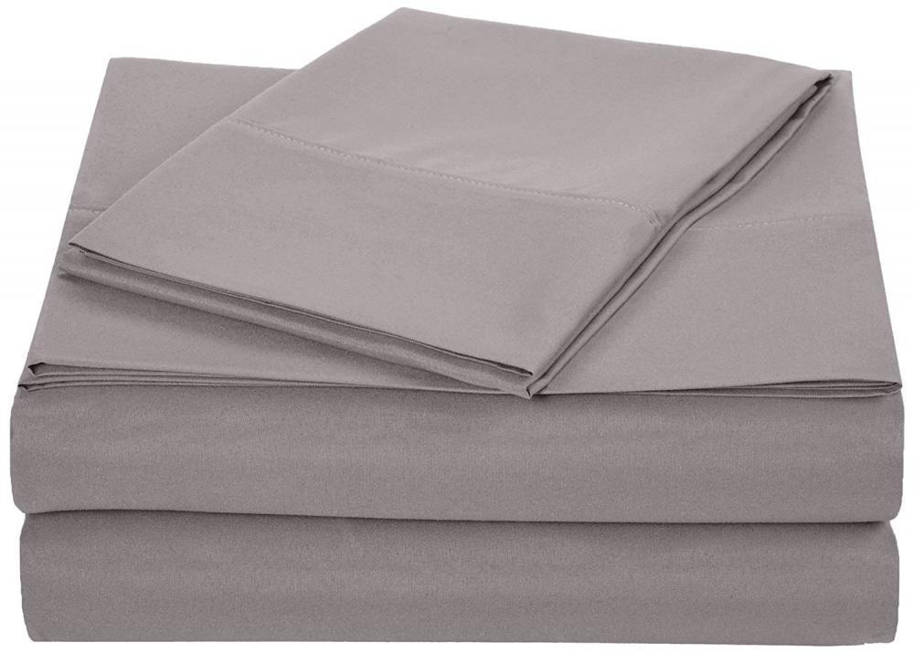 King Size Set Brushed Bedding Linens K108
