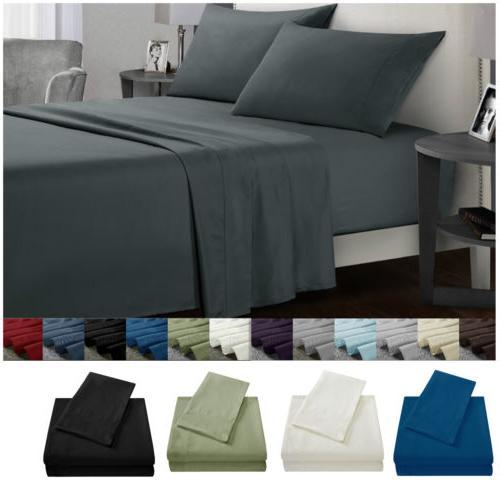 king size bed sheet set soft comfort