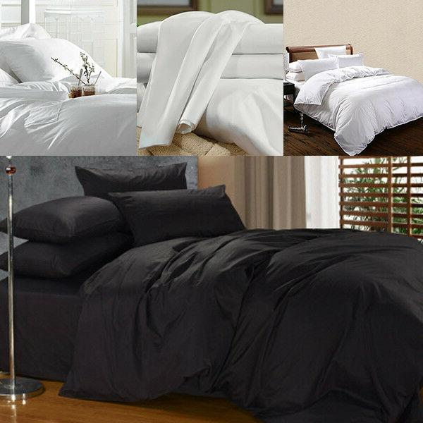 King 1800 Count Bed Sets Pocket 4