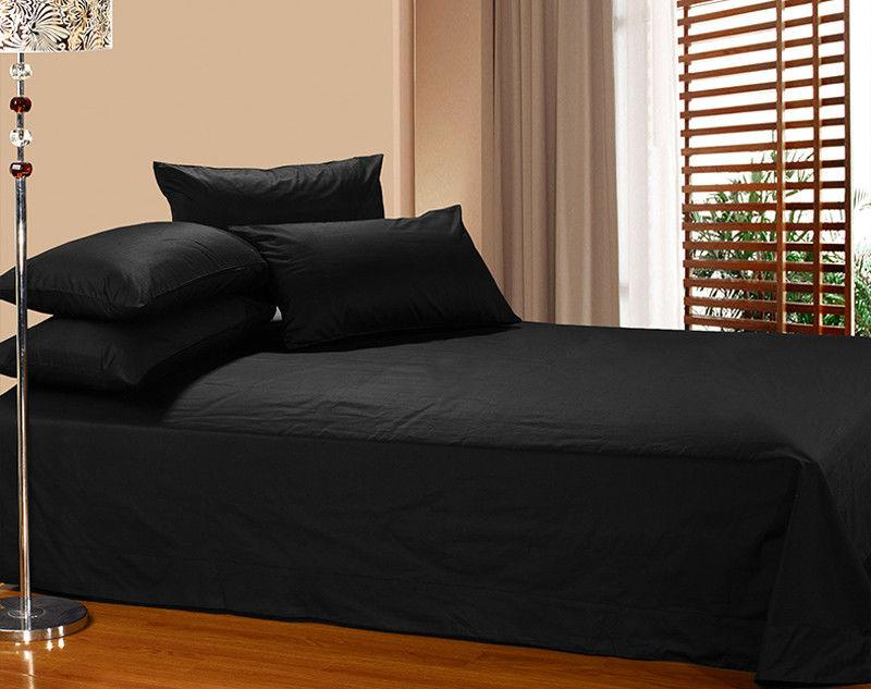 King 1800 Count Bed Sheet Sets 4
