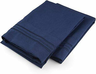 King Set – Soft, Premium Hypoallergenic Pillowcas
