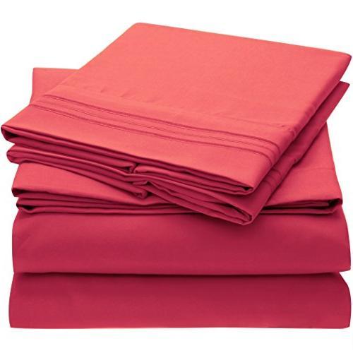 linens bed sheet set