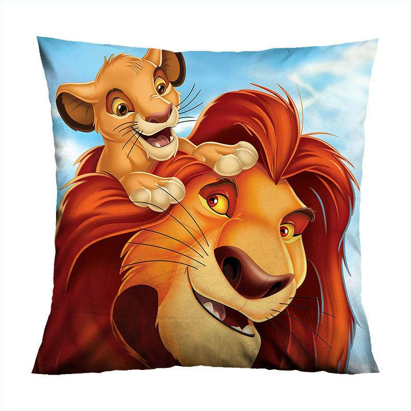 """Zippered Pillow Case 16"""" 18"""" 20"""" Cover"""