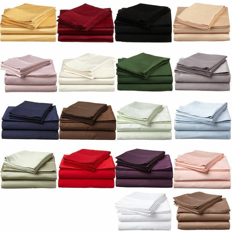 luxurious one quantity flat sheet 100 percent