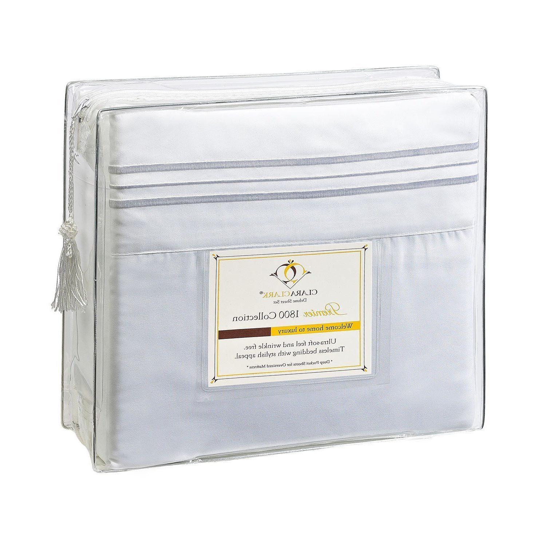 Luxury Clark Linen Set