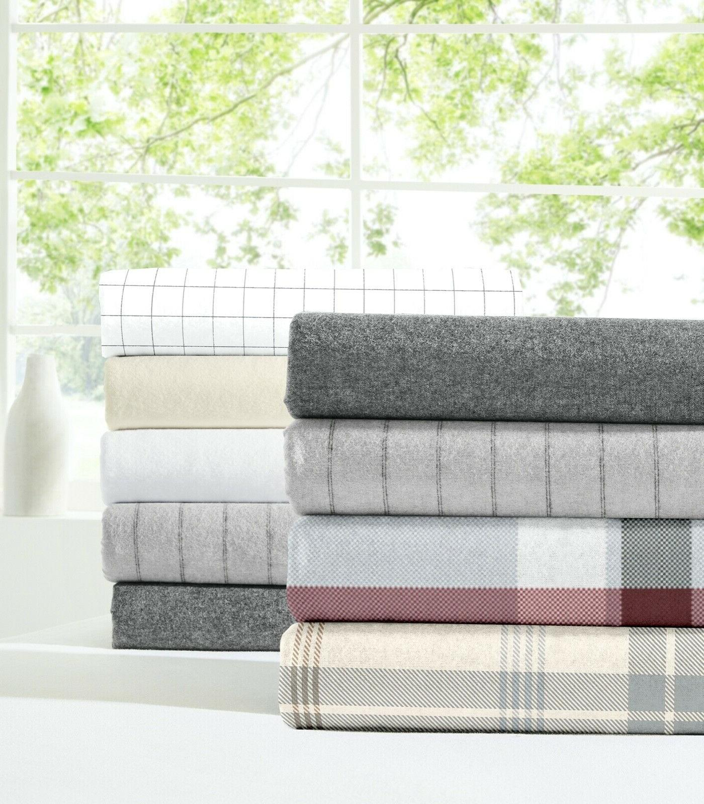 luxury 6 ounce german flannel sheets