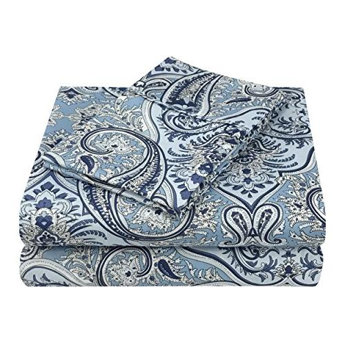 luxury paisley bedding