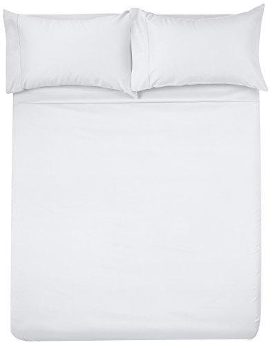 AmazonBasics Sheet Set - Bright White