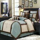 Morgan 12 PC Luxury Bed in a Bag set Includes Comforter Shee