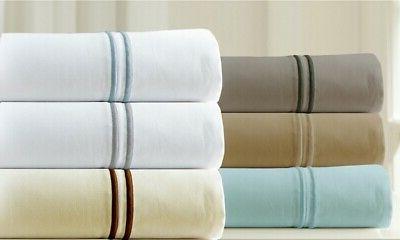 NEW Thread Italian Cotton-Rich Sheets