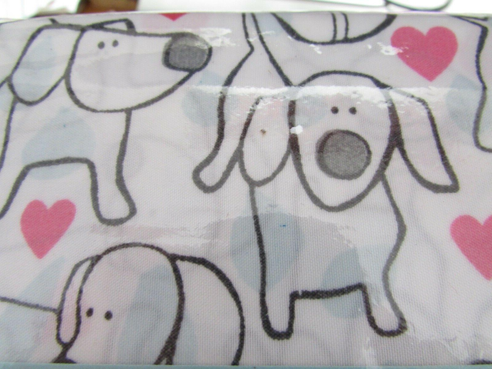 NEW DOG PUPPY PRINT KING DOGS HEARTS