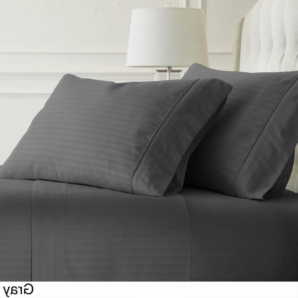 pillow cover home sweet home dark grey