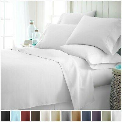 premium ultra soft 6 piece sheet set