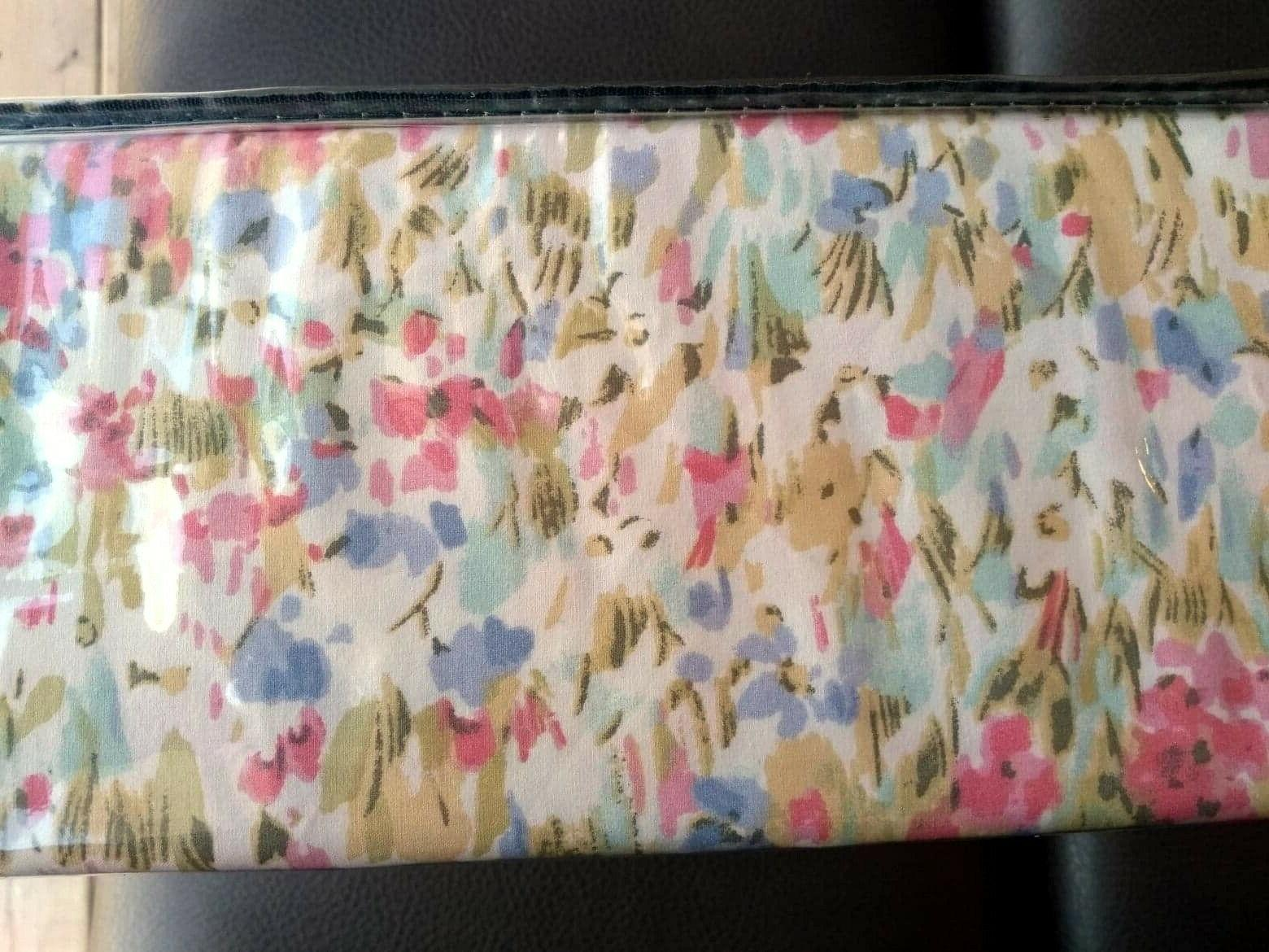 Ralph Pink Abstract Floral Sheet Set Cotton