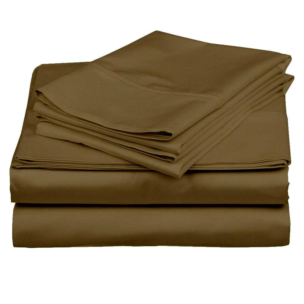 rv sheet taupe cotton premium quality rv