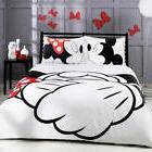Mickey Mouse Set Disney Toddler Bedding Piece Sheet Comforte