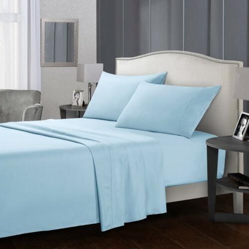 Soft Set 4 Deep Bedding Sets Full