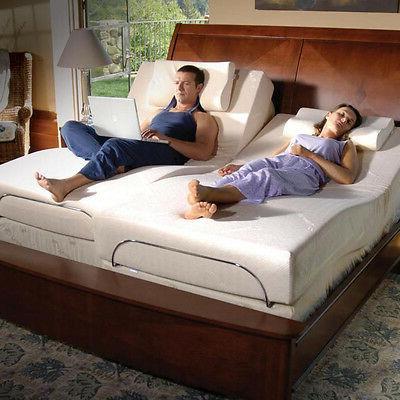 Split King Sheet Set For Adjustable Beds Royal Collection 19