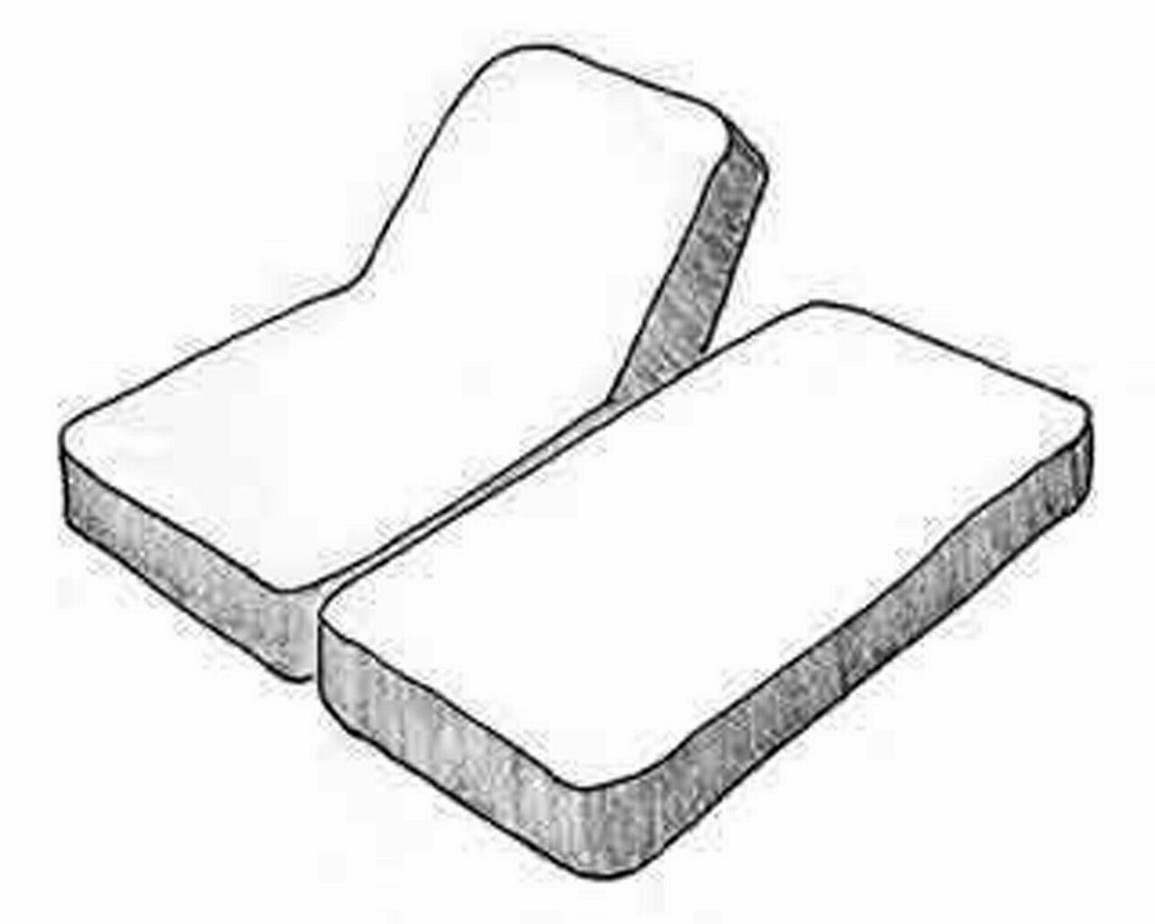 Split King Sheets Cotton Striped Adjustable Set