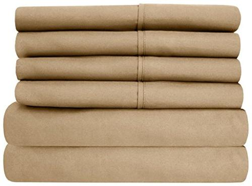 super rich egyptian cotton taupe