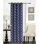 Mellanni Thermal Insulated Blackout Curtain 1 Panel  Blue
