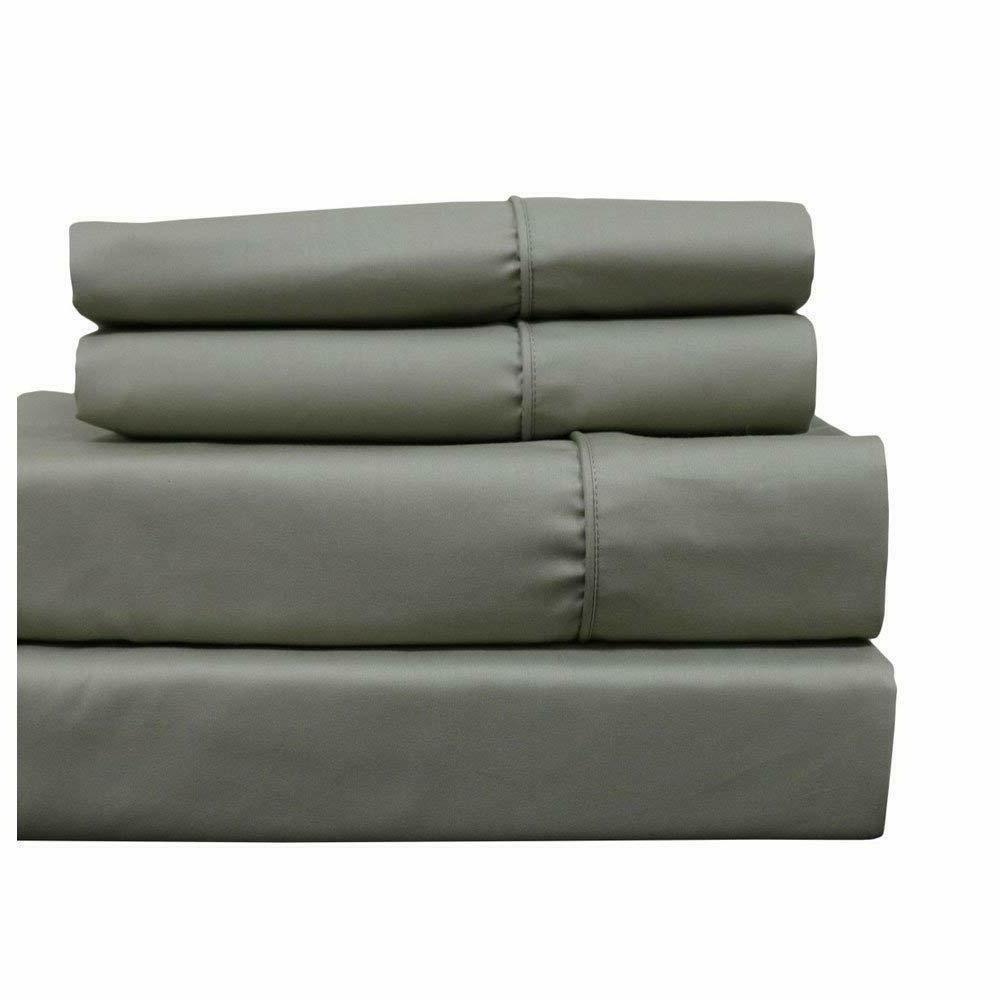 Top_Linens Set Cotton Sateen 400 Thread Count