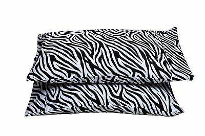 two quantity pillowcase 100 percent cotton 400