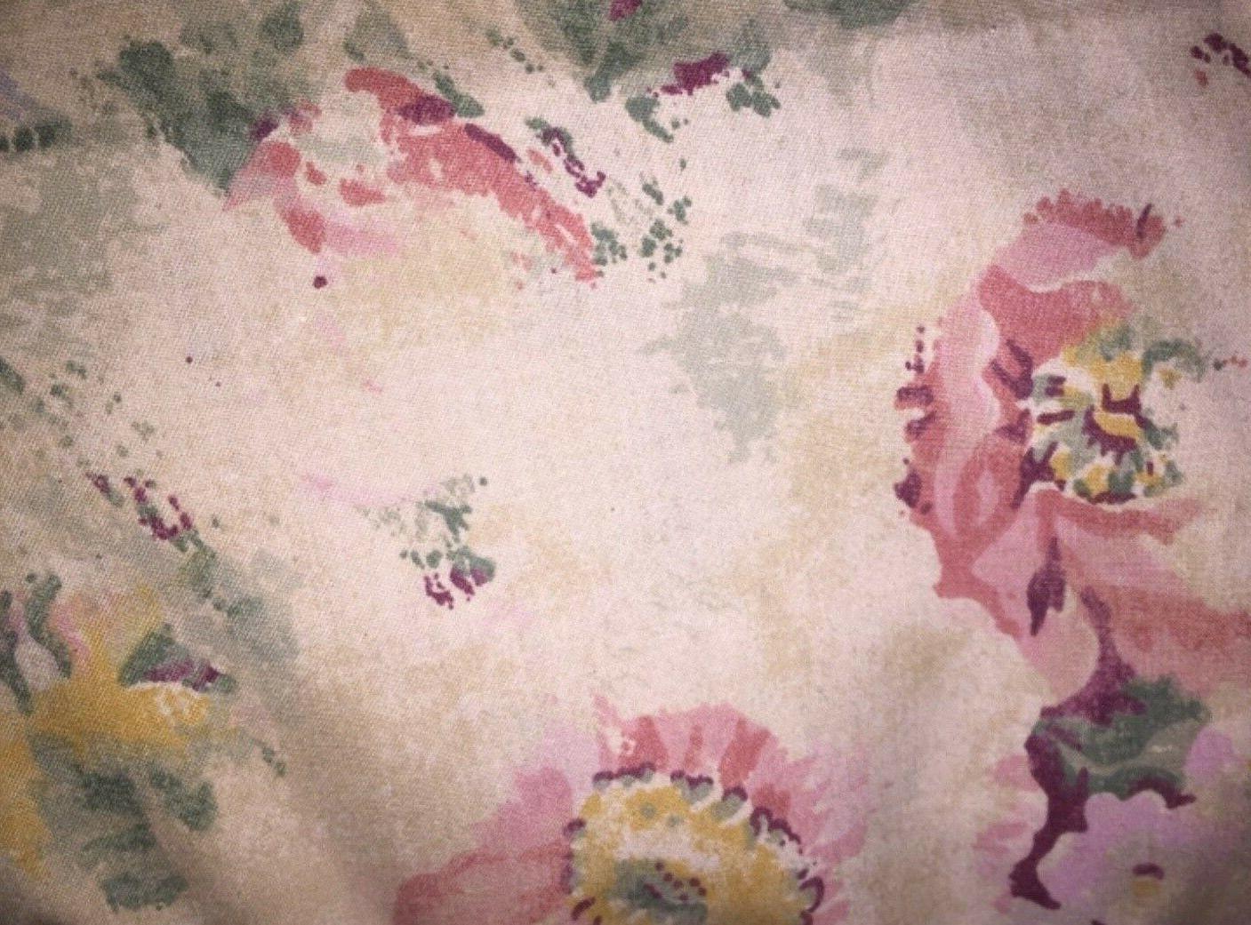 Vintage Ralph Francesca Floral Fltted New Package