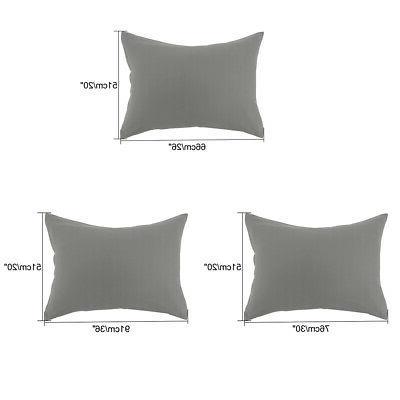 Zippered Pillow Cover Standard Queen King Size