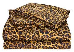 4 PCs Bed Sheets Set on Amazon Egyptian Cotton 800-Thread-Co