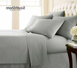Southshore Fine Linens 6 Piece - Extra Deep Pocket Sheet Set