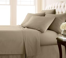 Southshore Fine Linens - 6 Piece - 21 Inch - Extra Deep Pock