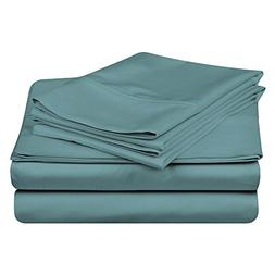 Superior 100% Premium Combed Cotton, Deep-Fitting Pocket Sof