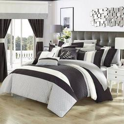 Lorena 24 Piece Complete Bedroom Set by Chic Home