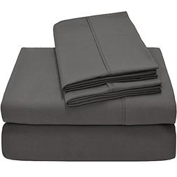 Rajlinen Luxury 600-Thread-Count Sateen RV/Camper Sheet Sets