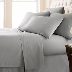 Rajlinen Luxury 600-Thread-Count Sateen RV/Camper Sheet Sets