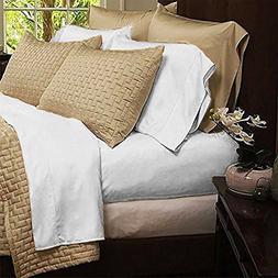Mandarin Home Luxury Bamboo Bed Sheets - Eco-friendly, Hypoa