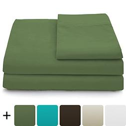 Cosy House Collection Luxury Bamboo Sheets - 4 Piece Bedding